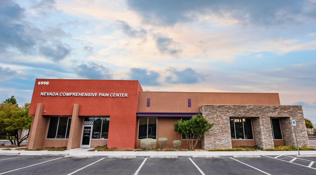 Pain Management Clinic Northwest NVCPC | 6990 Smoke Ranch Road, Las Vegas, NV 89128