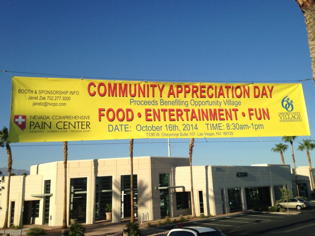 NVCPC Community Appreciation day