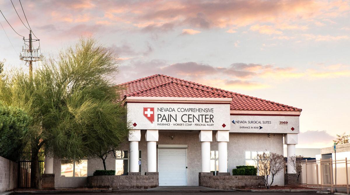 Pain Management Clinic Las Vegas in East Flamingo 1569 East Flamingo Road Las Vegas NV 89119