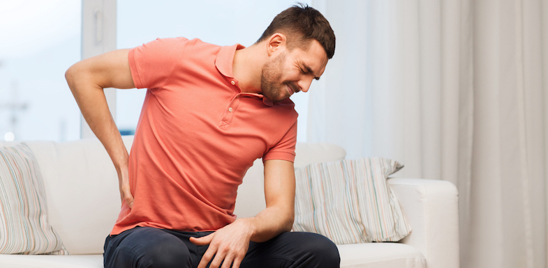 Chronic Back Pain Linked To Depression | NVCPC.com